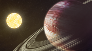 Gas Giant I by SS7-GFX