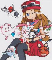Pokemon:Serena