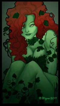 Poison Ivy by LadyMignon