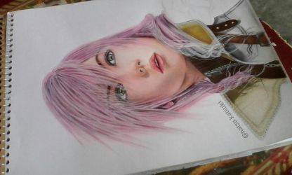 lightning by Cecili3