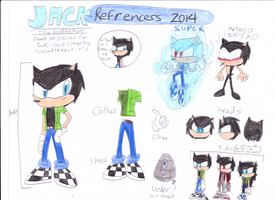 Jack TH Refrencess 2014 by Jack-Hedgehog
