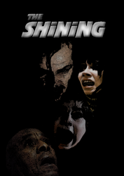 The Shining - Faces of Horror by rodvcpetrie