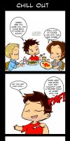 Chill Out by KamiDiox