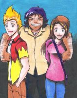 Martin Mystery by Dreamgirl2007