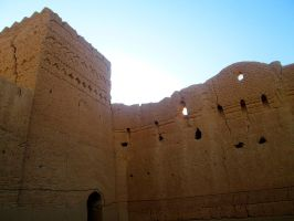 Sary-Yazd Castle by zohreh1991