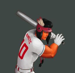Indian Batter V2 by lazpev