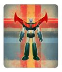 Mazinger Z by bearmantooth