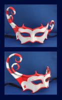 Curly Whirly Mask by xothique