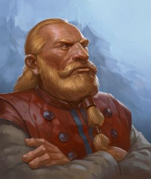 Dwarf by enterry
