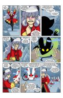 Ah Heck!! The Angel Chronicles Web Page 102 by MaryBellamy