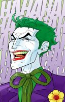 The Joker by Thuddleston