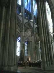 Cologne Cathedral 1 by CrazyMizuki