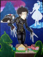 Edward Scissorhands by BlueHorizon89