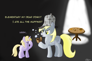 MMMuffin Mystery by Ailynd