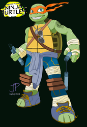 Mikey in Movie Outfit by jptanchico