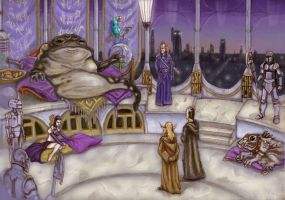 Audience with a Hutt by StuCunningham