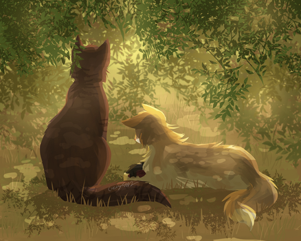 One Autumn Afternoon by CascadingSerenity