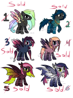 Pegasus Adopts- CLOSED by ExtremePenguin