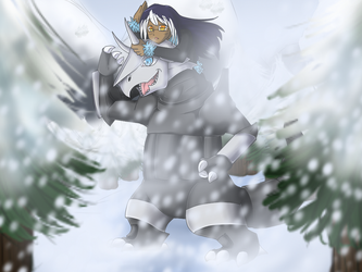 UBF - Challenging the Blizzard by Staris-Chan