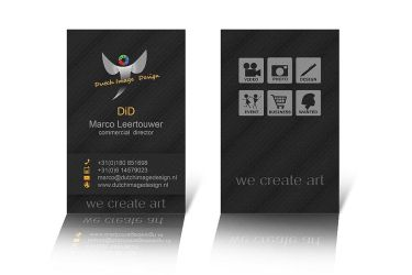 businesscard by stankrym