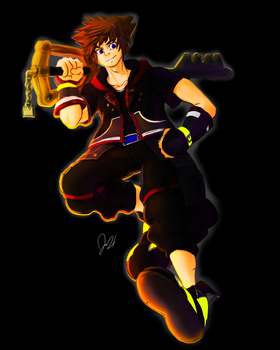 Sora From KH3 + Video Link by JAM3RSON