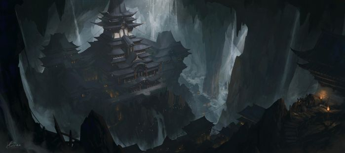 Cave City by maxime326
