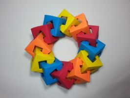 Cube Ring MK II by theInfinityCreeper