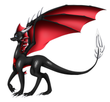 Cindera Full Body Pic by VDragon-Creations