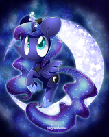Little Luna by PegaSisters82