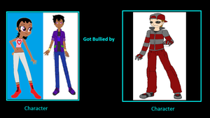 What if Jazzra and Cody were bullied by Chase by MarioFanProductions