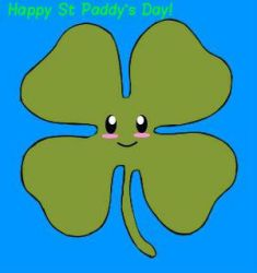 Happy St Paddy's Day! by shayley02