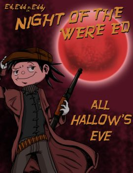 Sp. Ed. All Hallow's Eve Cover by Nintendo-Nut1