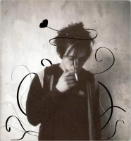 conor oberst by qwertypod