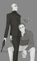 Kingsman- Villains by mixed-blessing