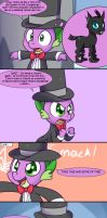 During the Battle - Spike by Bukoya-Star