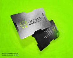 Impuls Business Card by Pedrolifero