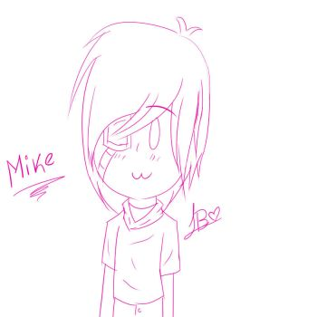 Mike  by 200013