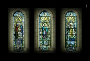 stained Glass Window by biostm