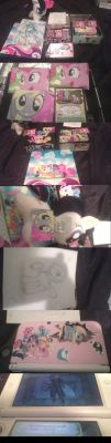 EQLA stuff, and things by Nobodyspatzy