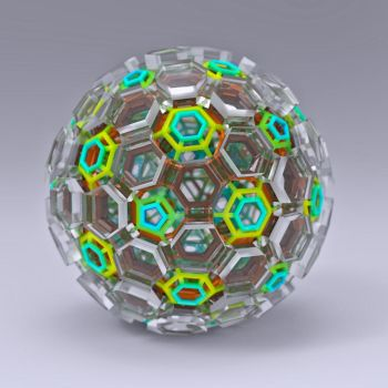 Buckyball by evilskills