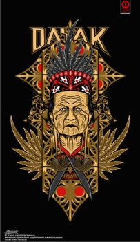 .:DAYAK:. by inumocca