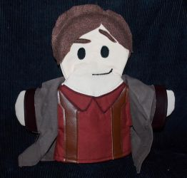 Captain Mal Puppet by AbleSistersFanCrafts