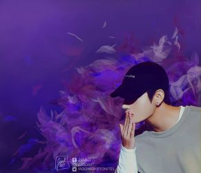 [Digipainting] V: Little cutie in a cap by Z1aR0