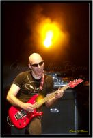 Joe Satriani I by jevigar
