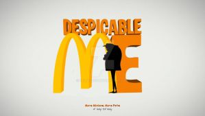 Despicable-mcdonald by helios1027