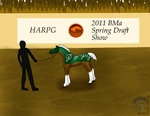 BMa Draft Show- Piney by Shayla-Estate