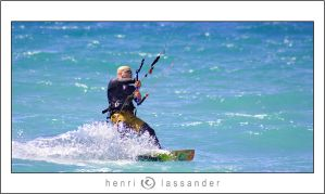 Surf That Kite by henrimikael