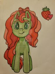 Adopt Strawberry Kisses by MissCurio