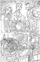 FANTASTIC FOUR page 003 by nathanscomicart