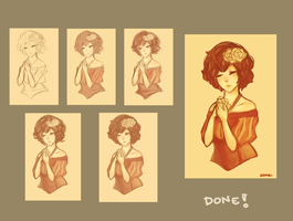 How I color (TUTORIAL?) by Samichii